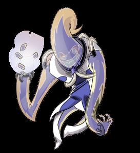 Meteor character