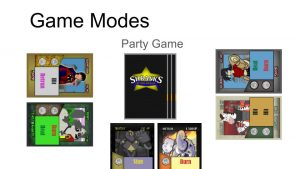 Play Shranks as a Party Game