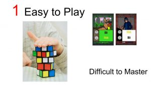 Easy to play difficult to master party trading card game