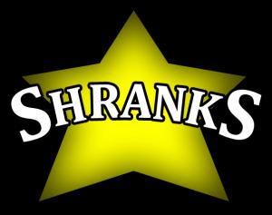 Shranks logo star
