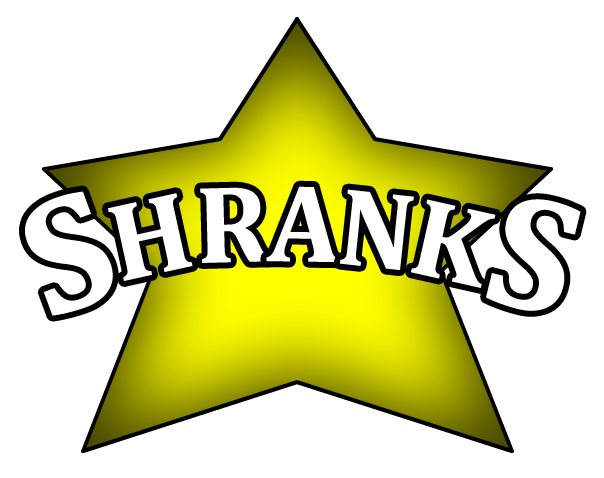 Shranks logo star