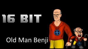 Old Man Benji header